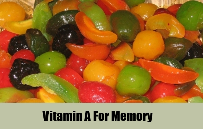Vitamin A For Memory