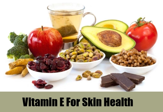 Vitamin E For Skin Health