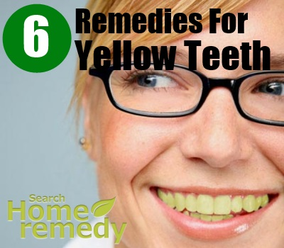 6 Best Home Remedies For Yellow Teeth