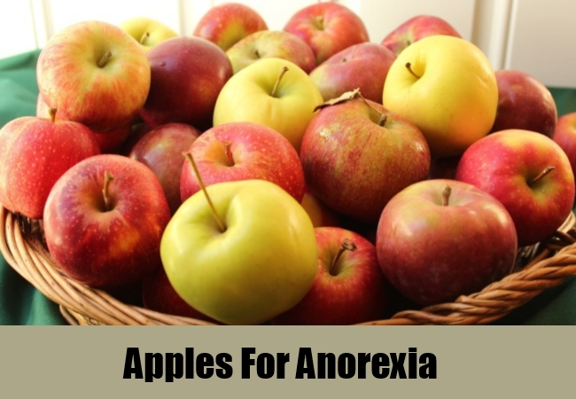 Apples For Anorexia