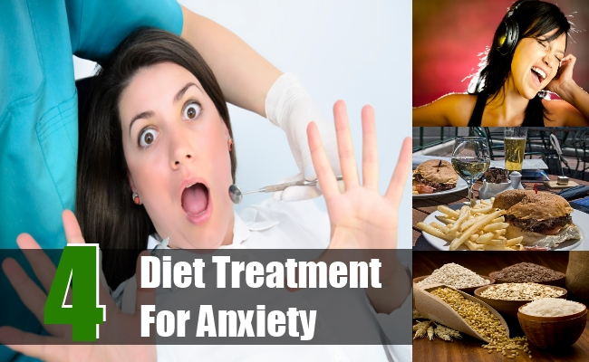 Diet Treatment For Anxiety