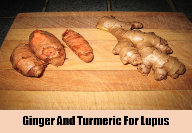 Ginger And Turmeric For Lupus