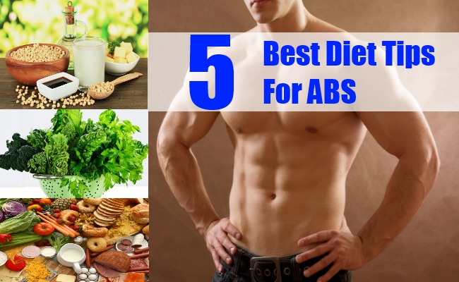 Best Diet Tips For ABS