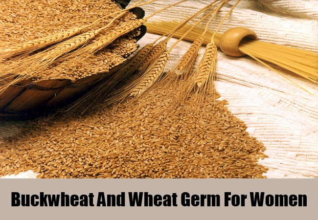 Buckwheat And Wheat Germ For Women
