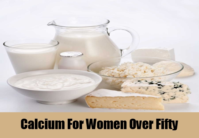 Calcium For Women Over Fifty