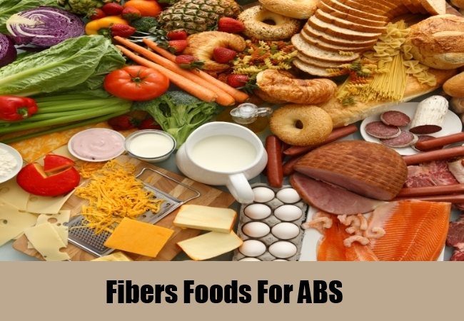 Fibers Foods For ABS