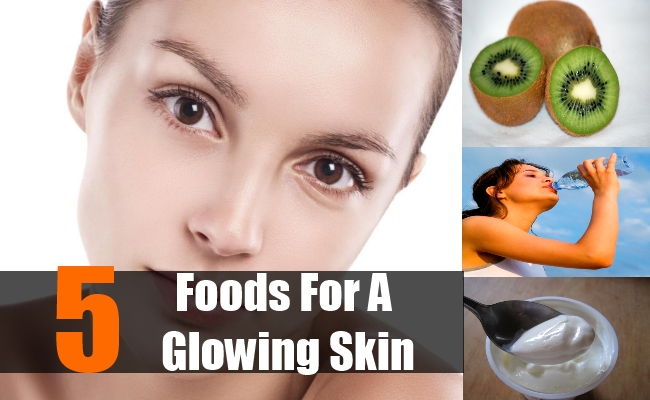 Foods For A Glowing Skin