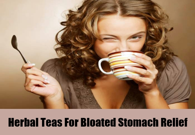 Herbal Teas For Bloated Stomach Relief
