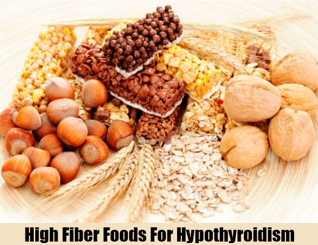 High Fiber Foods For Hypothyroidism