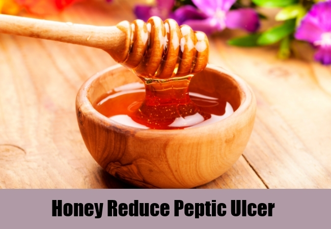 Honey Reduce Peptic Ulcer