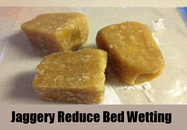 Jaggery Reduce Bed Wetting