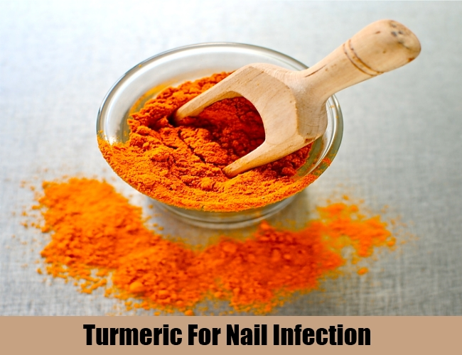 Turmeric For Nail Infection