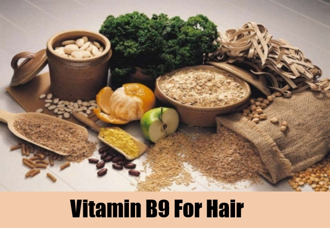 Vitamin B9 For Hair