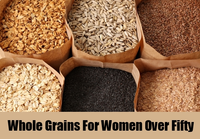 Whole Grains For Women Over Fifty