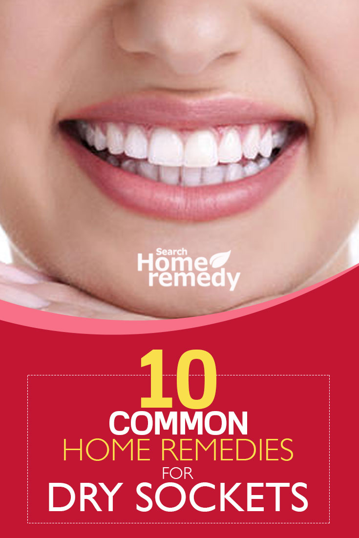 Common Home Remedies For Dry Sockets