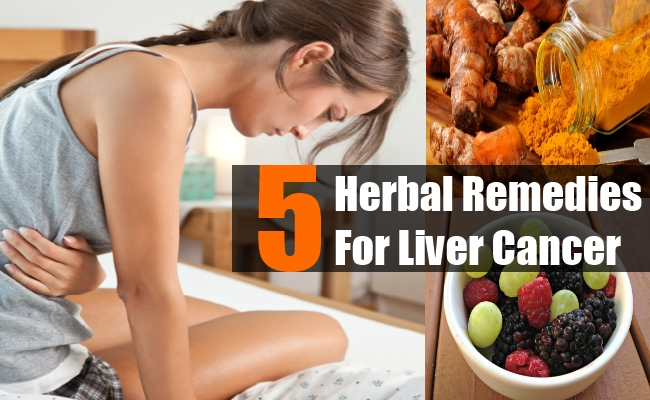 Herbal Remedies For Liver Cancer