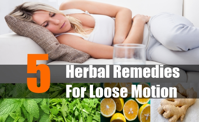 Herbal Remedies For Loose Motion