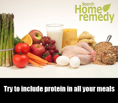Include Protein In Every Meal
