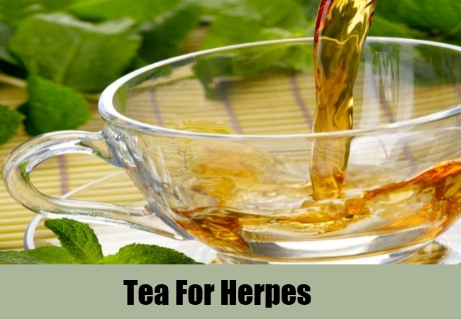 Tea For Herpes
