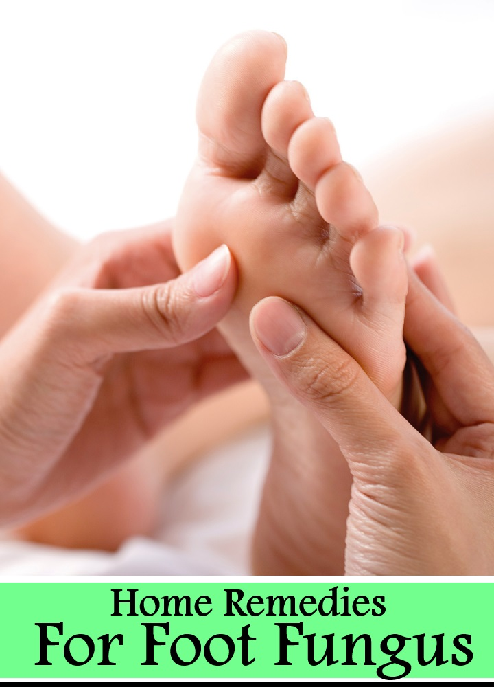 Top 10 Home Remedies For Foot Fungus