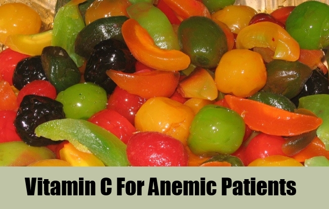 Vitamin C For Anemic Patients