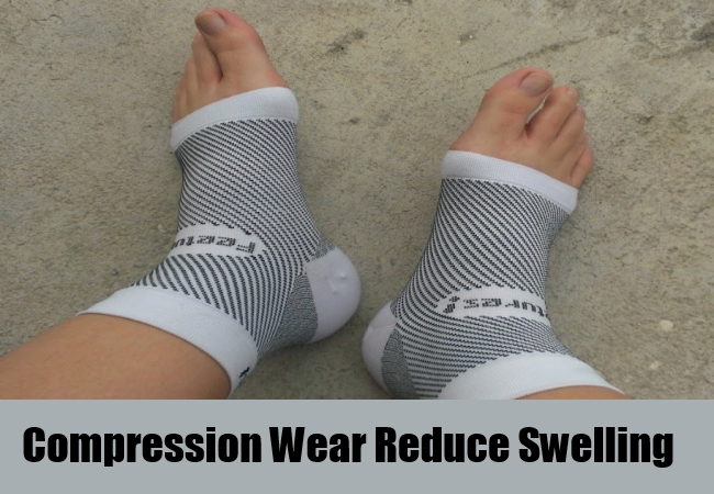 Compression Wear Reduce Swelling