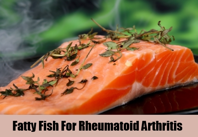 Fatty Fish For Rheumatoid Arthritis