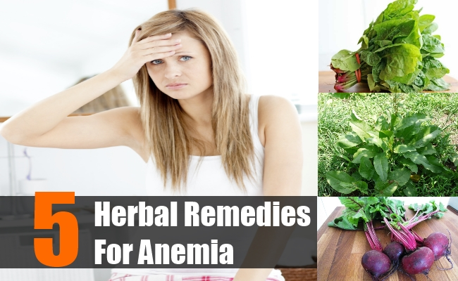 Herbal Remedies For Anemia