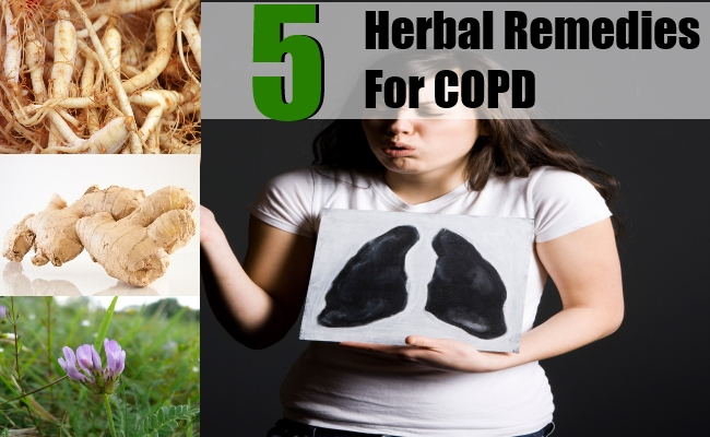 Herbal Remedies For COPD
