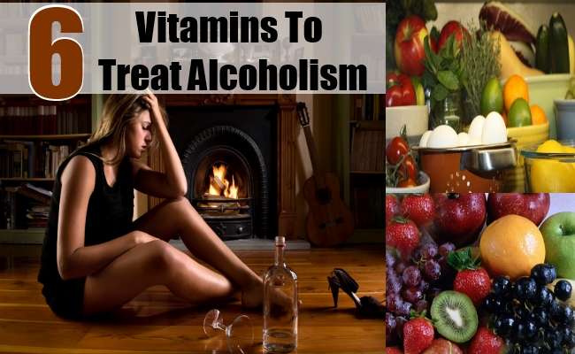 Vitamins To Treat Alcoholism