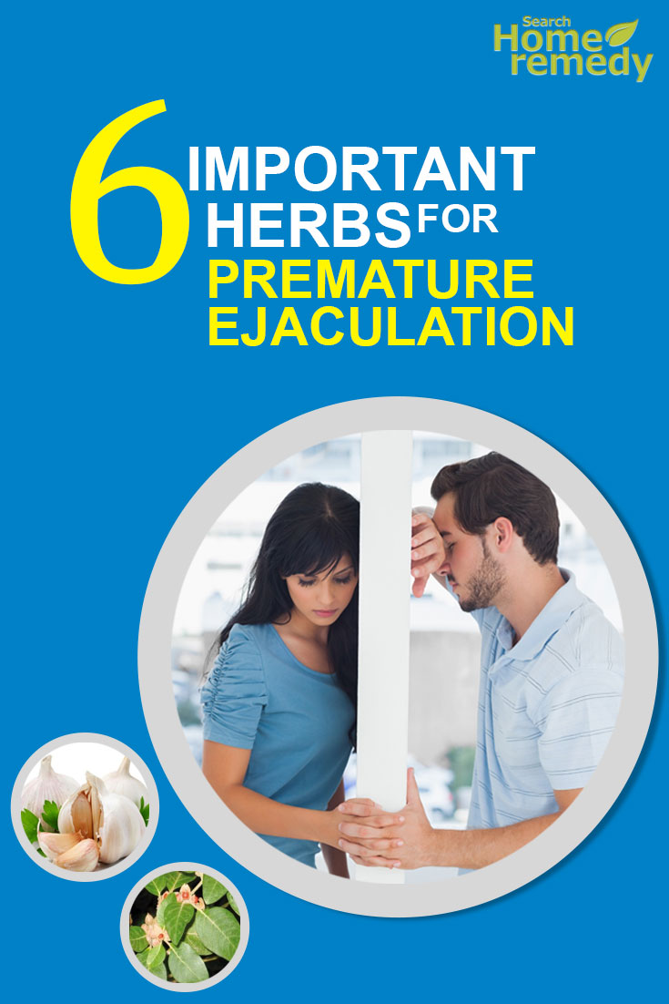 Important Herbs For Premature Ejaculation