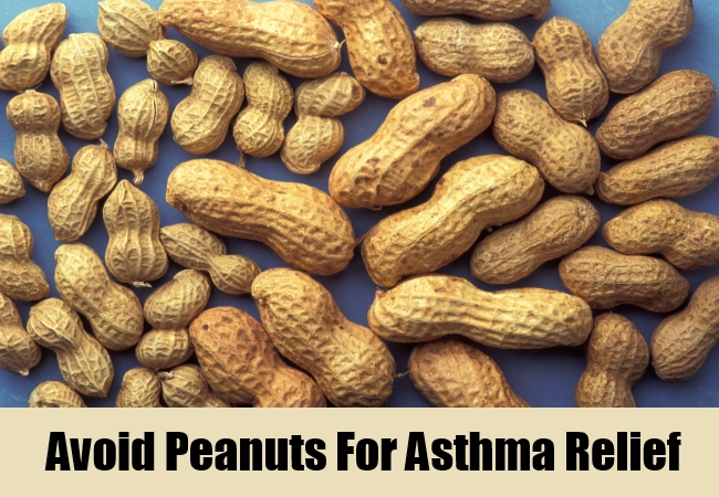 Avoid Peanuts For Asthma Relief
