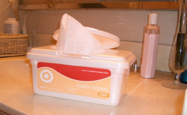Avoid Use Of Commercial Baby Wipes