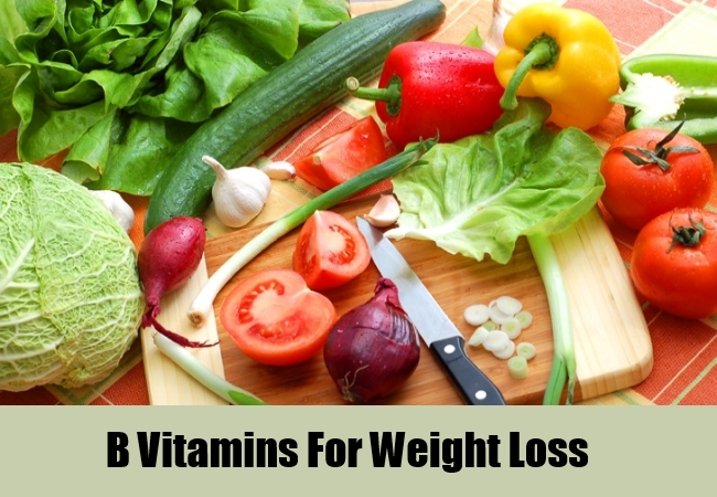 B Vitamins For Weight Loss