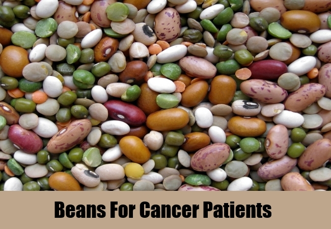 Beans For Cancer Patients