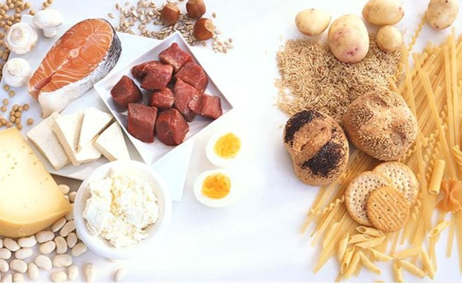 Carbohydrates And Protein