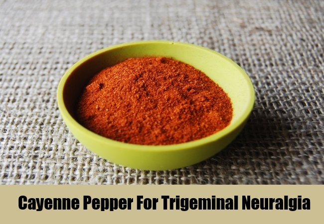 Cayenne Pepper For Trigeminal Neuralgia