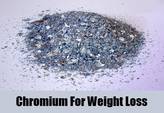 Chromium For Weight Loss