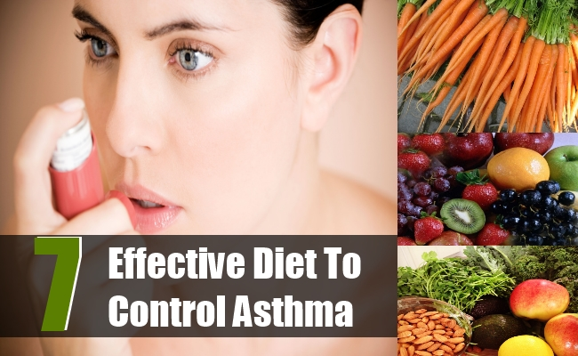 Diet To Control Asthma