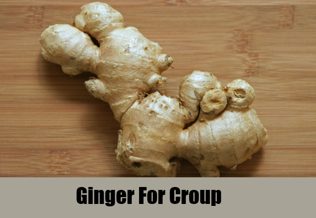 Ginger For Croup