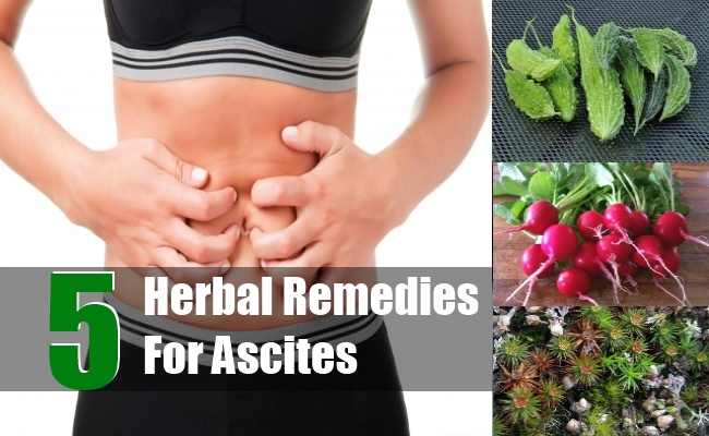 Herbal Remedies For Ascites