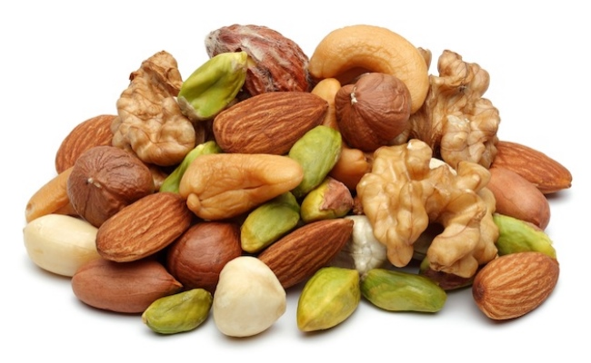 Nuts As Diet Remedy