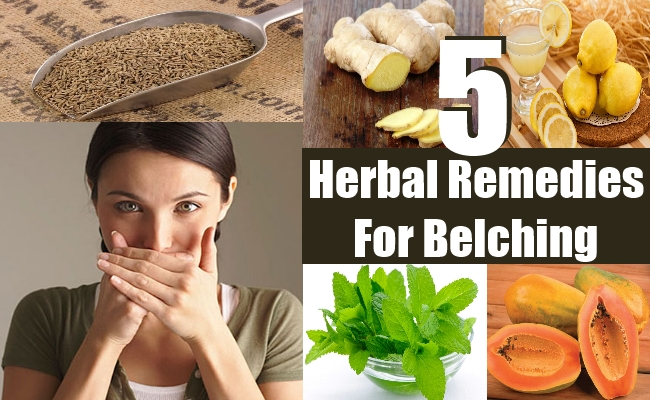Remedies For Belching
