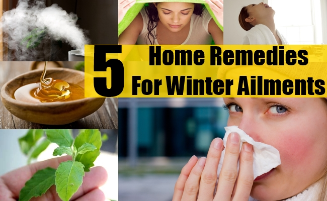 Remedies For Winter Ailments