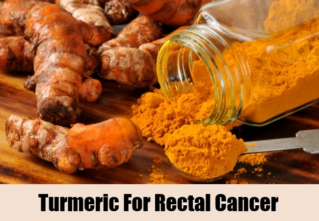 Turmeric For Rectal Cancer