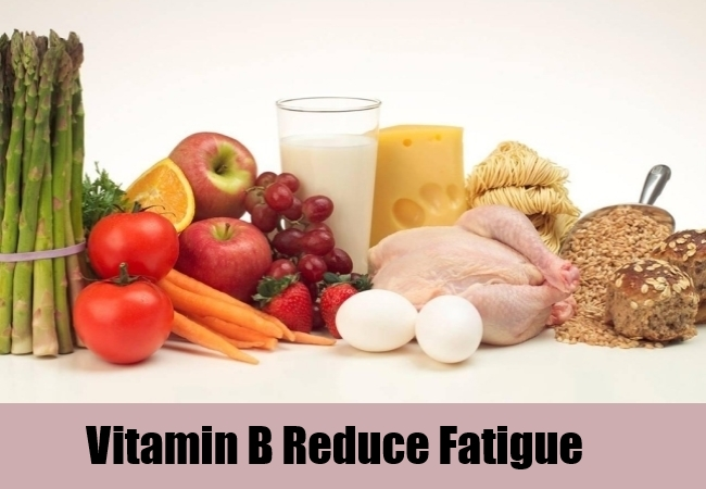 Vitamin B Reduce Fatigue
