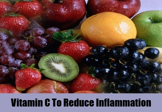 Vitamin C To Reduce Inflammation