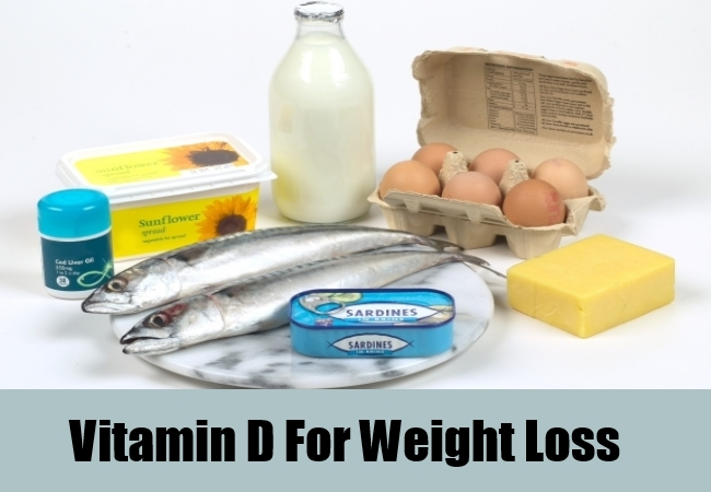Vitamin D For Weight Loss