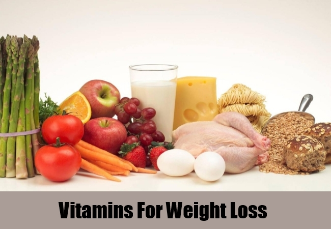 Vitamins For Weight Loss1
