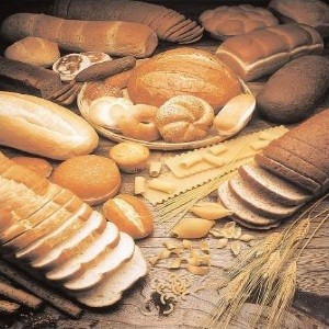 Source of complex carbohydrates Intake